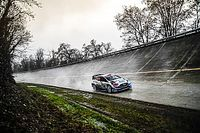 WRC Rally Monza halted after heavy crashes