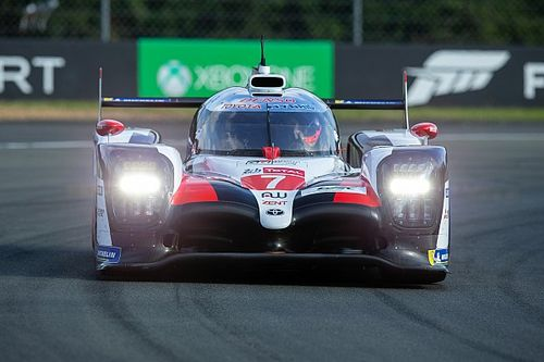 """Toyota """"decepcionado"""" de no explorar los límites de su LMP1"""