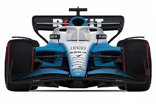 Gallery: F1's 'futuristic' 2021 car design from all angles