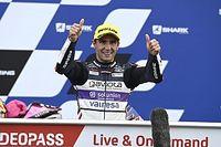 Albert Arenas, leader du Moto3, promu en Moto2 avec Aspar