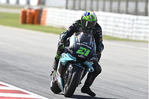 MotoGP Katalonya: Pole pozisyonu Morbidelli'nin, Petronas Yamaha 1-2 oldu!