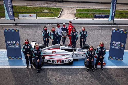 Juju、フェラーリ育成懸けた女性ドライバーキャンプの最終選考に残れず。4名がマラネロへ