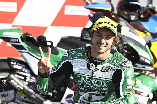 Moto2: Gardner con il team KTM Ajo Red Bull nel 2021