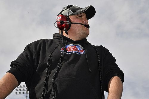 Rudy Fugle named Byron's 2021 NASCAR Cup Series crew chief