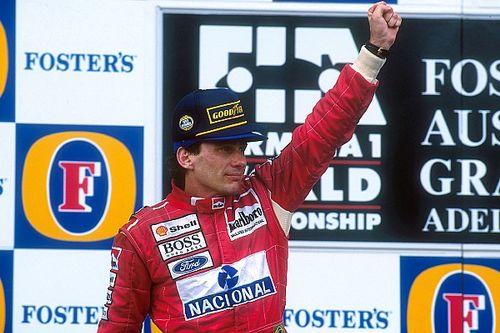 Vor 25 Jahren: Der letzte Sieg im Leben von Ayrton Senna