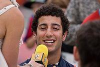 Cuando Ricciardo estuvo a punto de no ser piloto