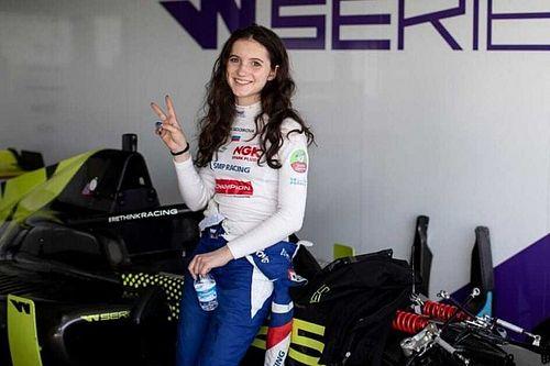 Сидоркова стала одним из лидеров кибергонок W Series