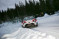 El Rally del Ártico en Finlandia se incorpora por Suecia al WRC 2021