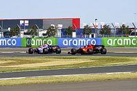 Fotos: el comienzo del GP del 70º aniversario de Fórmula 1