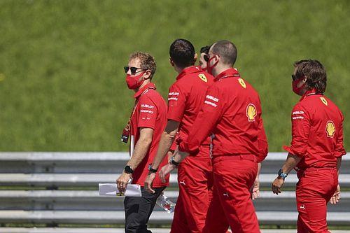 Vettel elárulta, nyitott volt a folytatásra a Ferrarival, és a pénz egyáltalán nem jelentett prioritást