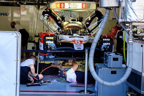 Toyota fa debuttare a Spa la nuova aerodinamica a basso carico