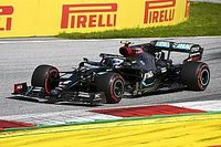 "Bottas: Second ""damage limitation"" amid Hamilton domination"