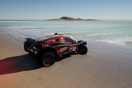 Los primeros detalles del nuevo videojuego del Rally Dakar