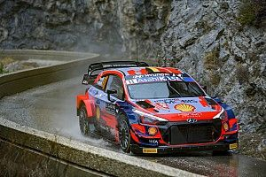 WRC, Monte-Carlo, PS12: Neuville entra in zona podio