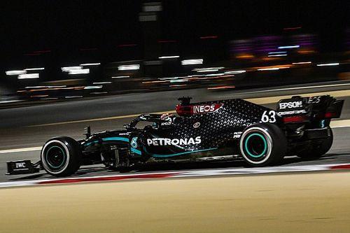 Sakhir GP: Russell stays on top in FP2; Bottas 11th