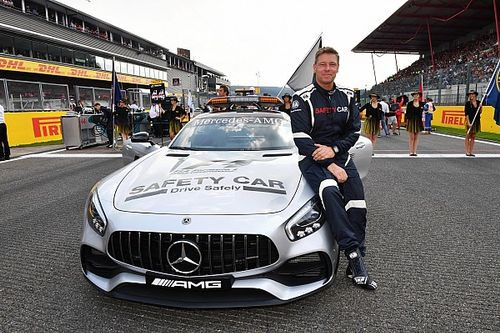 My job in F1: The Safety Car driver