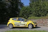 I Trofei Renault Rally pronti a disputare il Rally Roma Capitale 2017