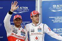 """Button dá dica para bater Hamilton na F1: """"Configurar o carro melhor"""""""