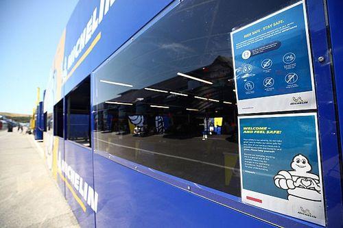 El técnico de Michelin asignado a Rossi, positivo por COVID-19