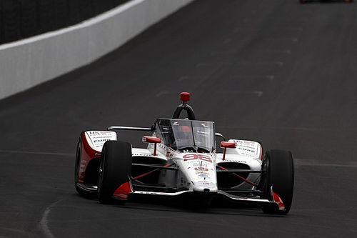 Andretti logra la vuelta más rápida en Indianápolis desde 1996
