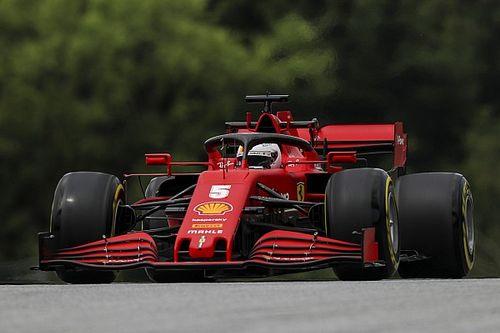 Vettel will adhere to team orders despite Ferrari split