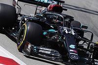 F1 Barcellona, Libere 3: Hamilton prenota la pole