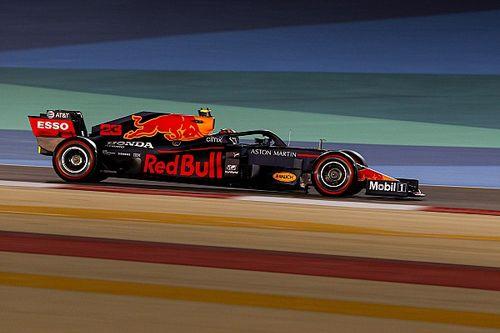 """Albon aspira a ser """"una espina"""" para Mercedes en Bahréin"""