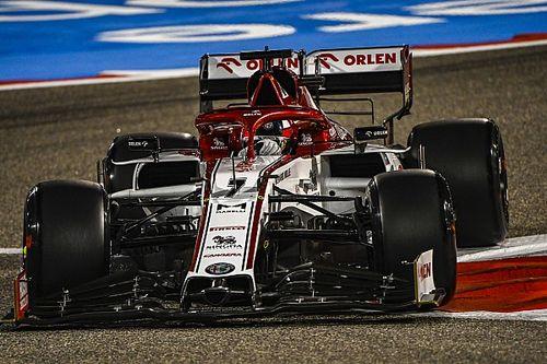"""Raikkonen: """"Kubica'nın sürüş yapması güzel ama direksiyonda olmayı tercih ederim"""""""