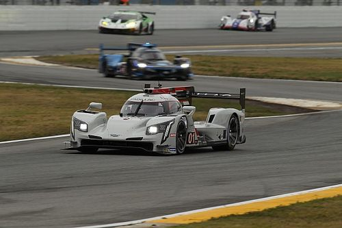 IMSA Roar: Magnussen leads for Ganassi in FP4