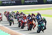 Le plateau MotoGP (presque) au complet pour 2021