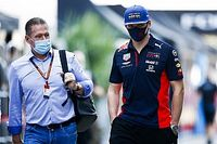 """Max Verstappen na LMP3-test Jos: """"Hij is nog steeds snel"""""""