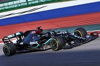 Russian GP: Hamilton leads Bottas by seven tenths in FP3