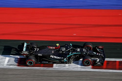 Why even Mercedes is struggling to stay on track in Sochi