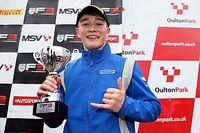 ¡Monger logra un podio en su vuelta a la competición!