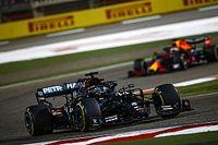 Verstappen ne voit pas l'absence de Hamilton comme un avantage