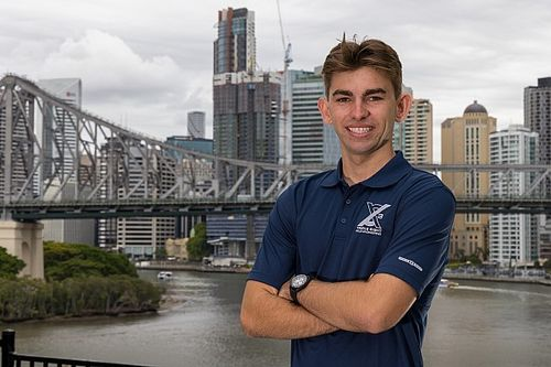Feeney joins Triple Eight for 2021