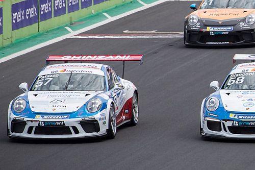 Carrera Cup Italia, Palazzo è il terzo incomodo nella Michelin Cup
