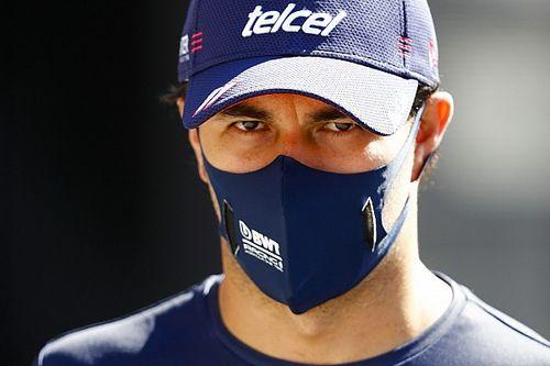 """""""Checo"""" Pérez anuncia su salida de Racing Point"""