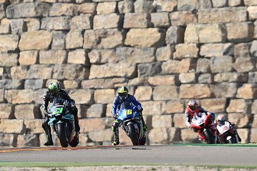 """Morbidelli """"scared"""" by Suzuki's Aragon GP pace"""