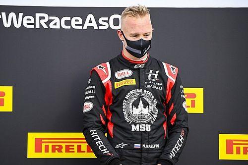 F1: Haas confirma Nikita Mazepin para temporada 2021