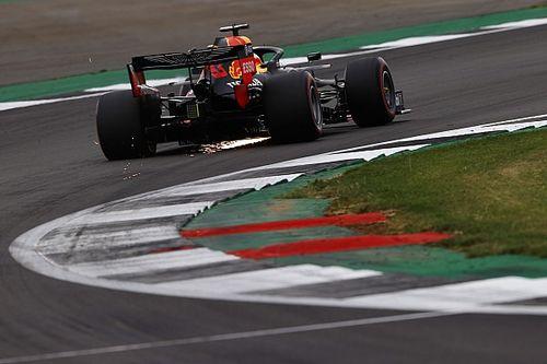 Ennyi G-erő hat Verstappenre a volán mögött Silverstone-ban (videó)