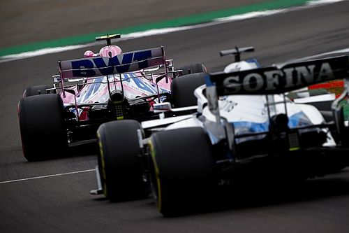 "Williams has ""very clear"" position on Racing Point appeal"