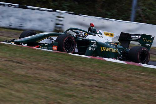 Sugo Super Formula: Cassidy wins, Sette Camara crashes