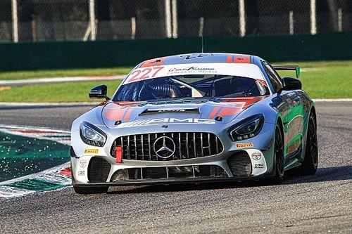 GT Italiano: De Luca e Segù caldi per il finale di Vallelunga