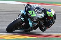 Morbidelli lidera el tercer ensayo en Alcañiz; todas las Ducati, a la Q1