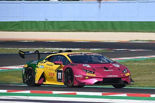 Lamborghini: Oregon prova con Gilardoni, Bontempelli e Fioravanti