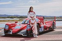 Calderón y cómo los simuladores le han ayudado para Le Mans