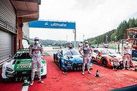 Spa DTM: Frijns pole pozisyonunda, Audi ilk 4'te, yarış TRT Spor'da