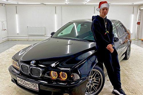 Шварцман разыскал и выкупил отцовский BMW