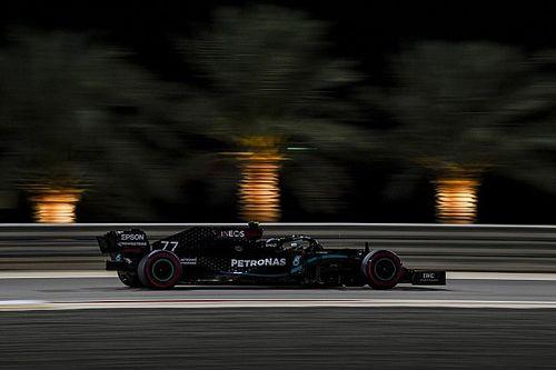 F1 GP Sakhir uitslag kwalificatie: Bottas houdt Russell af